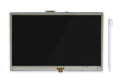 5 Zoll Touchscreen Raspberry Pi vorne