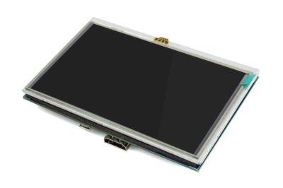 5 pouces écran tactile Raspberry Pi