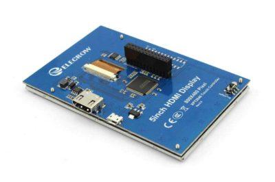 5 pouces écran tactile Raspberry Pi bas