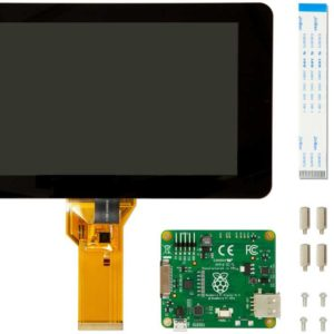 Officiele 7 inch display Raspberry pi