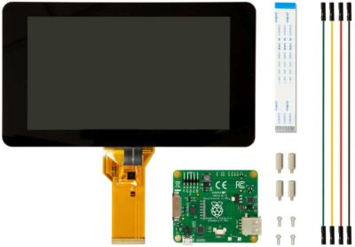 Official 7 inch display Raspberry pi