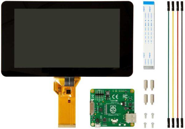 Officiele 7 inch display Raspberry pi