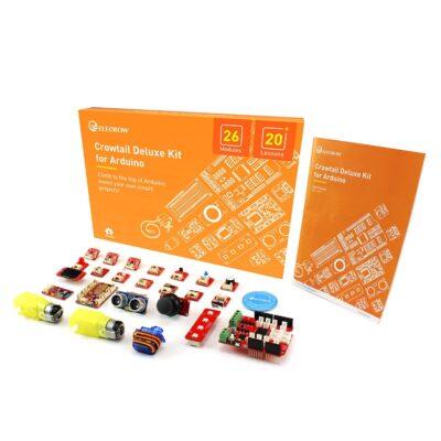 Deluxe Crowtail kit voor Arduino