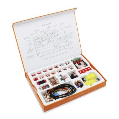 Onderdelen Crowtail deluxe kit Arduino