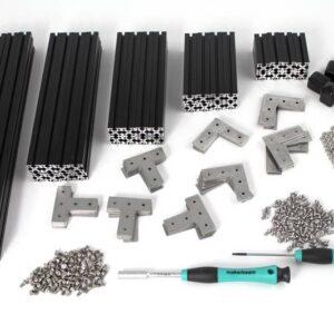 Black Starter Kit Regular MakerBeamXL