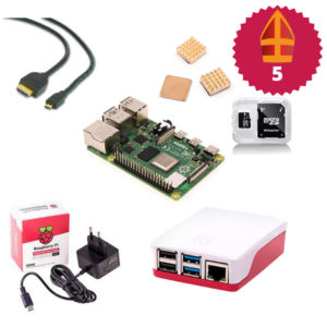 Raspberry Pi starter kit sinterklaas top 10