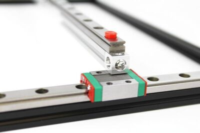 Slider Rail met Makerbeam