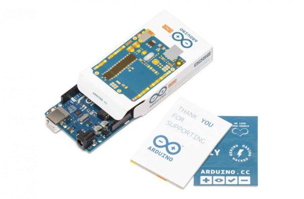 Arduino verpakking
