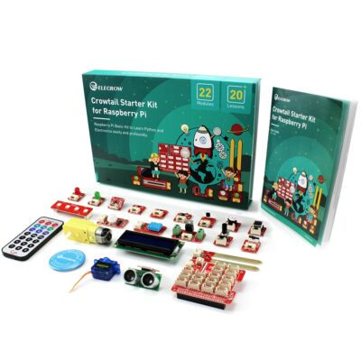Crowtail Raspberry Pi Starter Kit