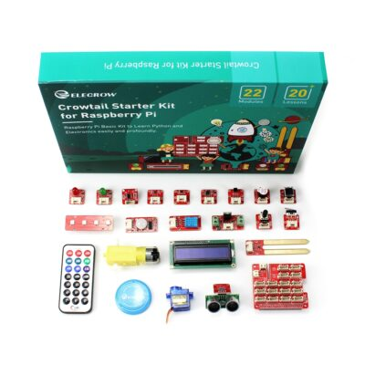 Raspberry Pi Crowtail kit