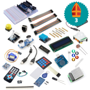 Arduino Project kit sinterklaas top 10