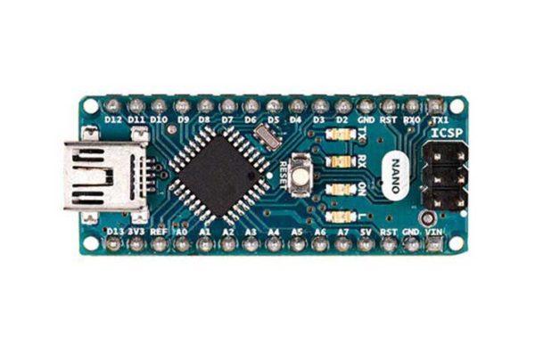 Arduino Nano bovenkant