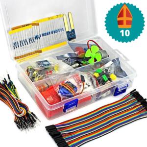 Starter kit voor Arduino sinterklaas top 10