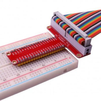 GPIO extension board with cable