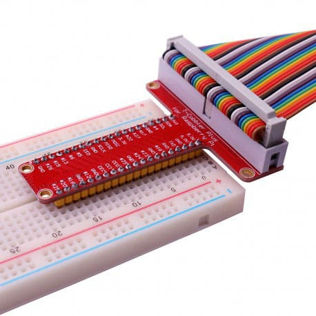 GPIO extension board met kabel