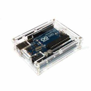 Acryl behuizing Arduino Uno