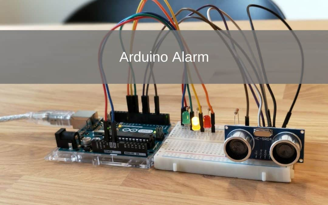 Arduino Alarm project