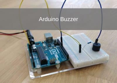 Arduino Buzzer Project