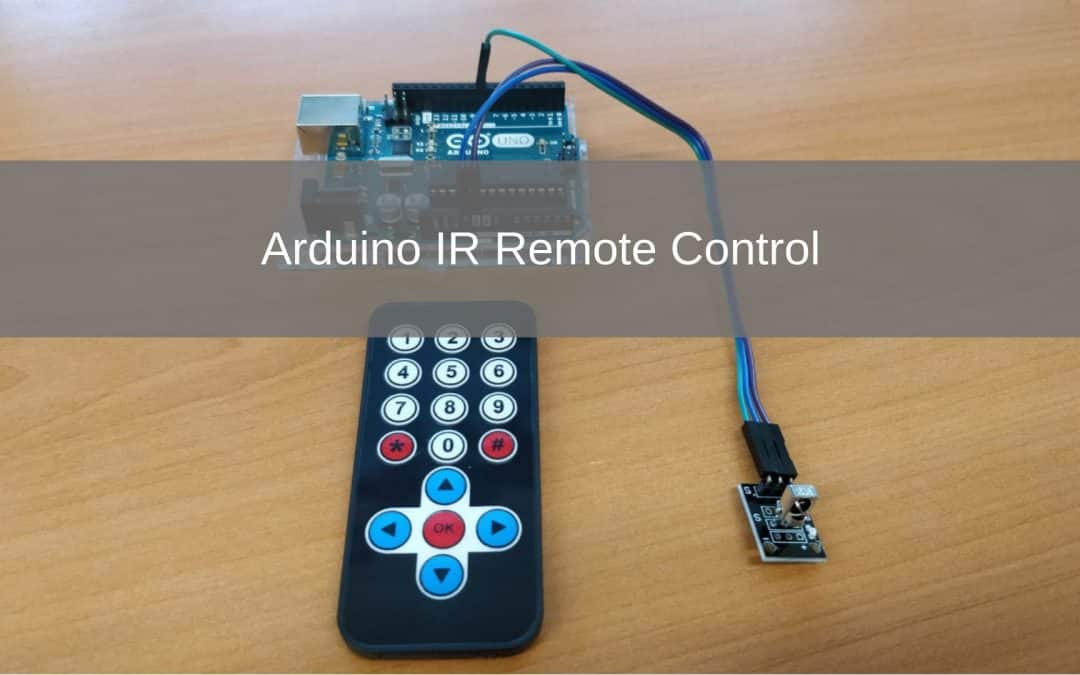 Arduino IR Remote control project