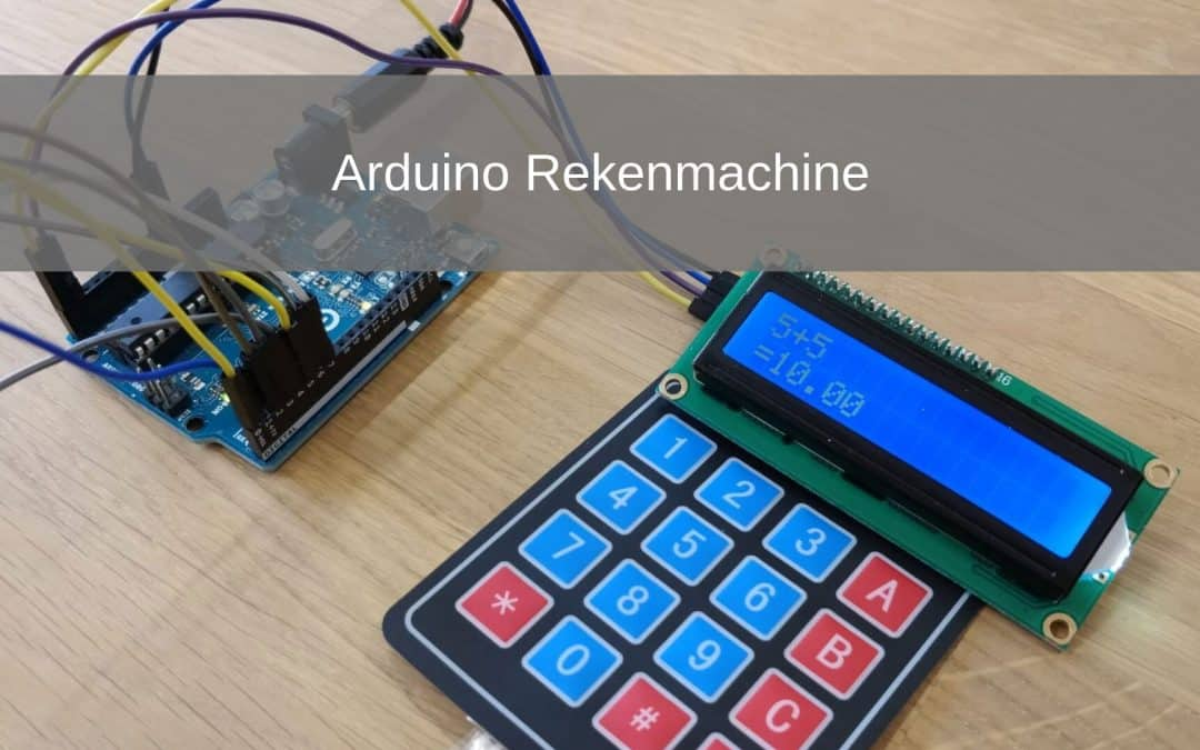 Arduino Rekenmachine Project
