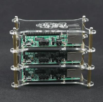 Raspberry Pi stacker behuizing
