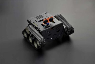 Robot dévastateur