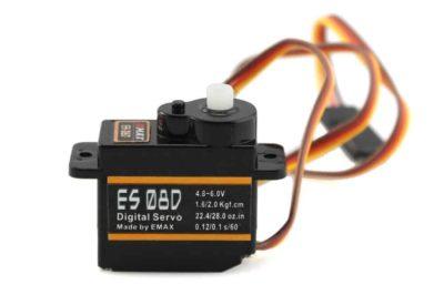 EMAX_ES08MD Mini Servo Metaal