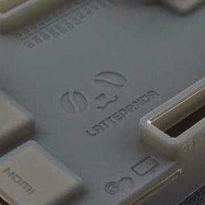 Siliconen case voor LattePanda