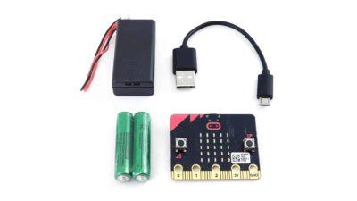 Ensemble Micro Bit Go