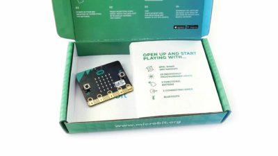 Ensemble de micro bits
