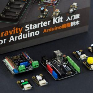 DFROBOT Gravity Arduino kit
