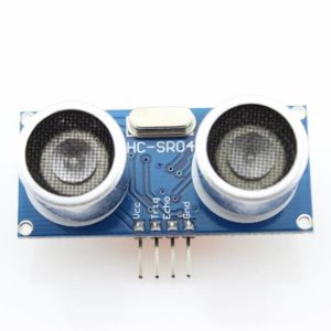 HC-SR04 afstand sensor