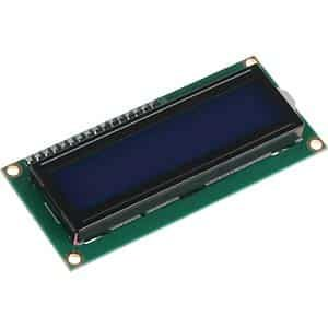 16 X 2 LCD Display met I2C