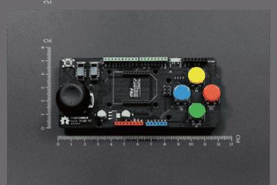 Blindage d'entrée Arduino DFRobot