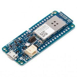 Arduino MKR1000 wifi zonder headers