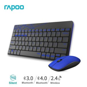 draadloos toetsenbord met muis rapoo 8060M