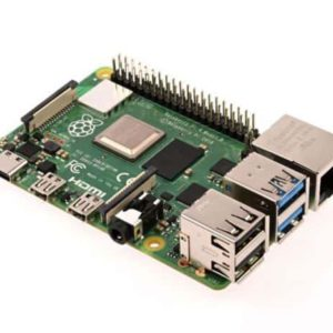 The New Raspberry Pi 4 Model B