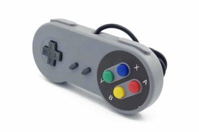 SNES Super Nintendo USB-Controller