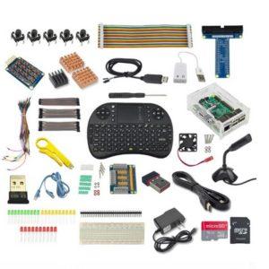 Uitgebreide Raspberry pi starter kit