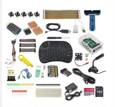 Umfangreich Raspberry pi Starter-Kit