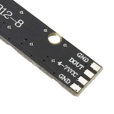 Module LED RVB 8X