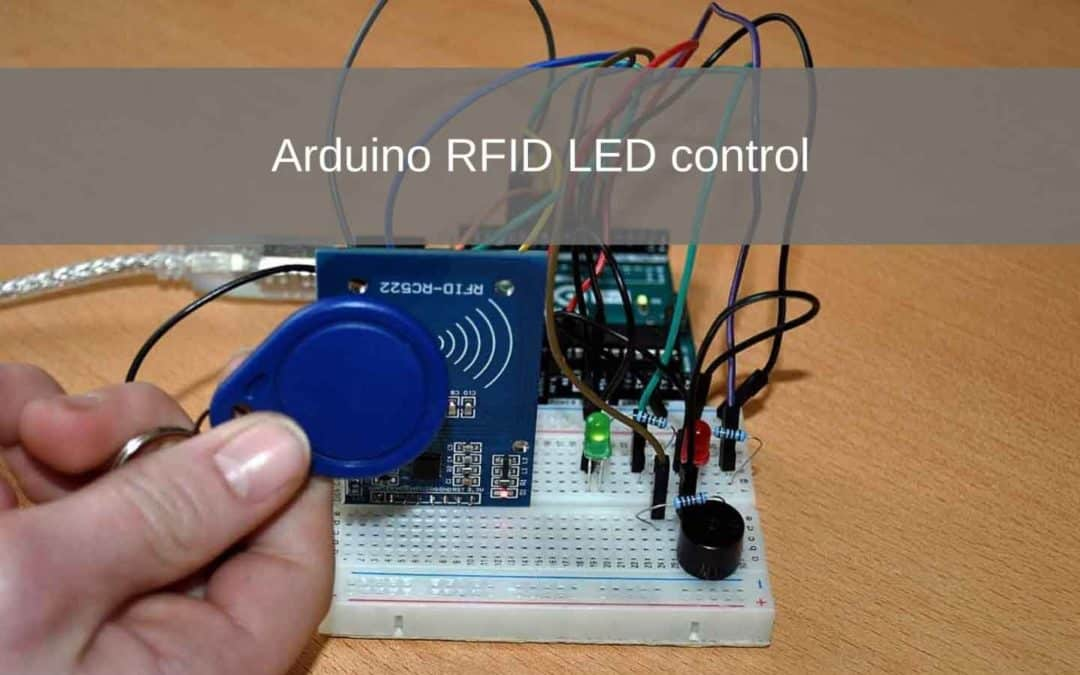 Arduino Project: RFID LED control