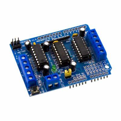 Blindage moteur Arduino l293d