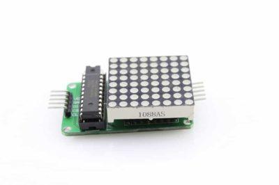 MAX7219 8 * 8 LED-Matrix
