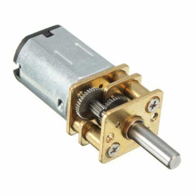 geared motor 12V