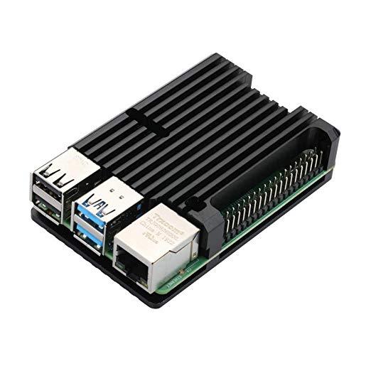 Heatsink case Raspberry Pi 4B