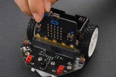 Maqueen Microbit Robot
