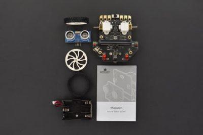Maqueen robot kit