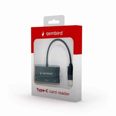 USB C SD kaart en USB reader