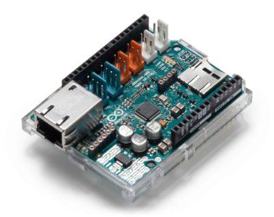 Blindage Ethernet Arduino